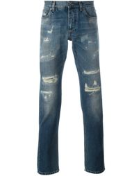 distressed jeans  Dolce & Gabbana