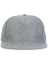 меланжевая кепка Eleventy