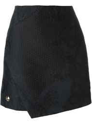 жаккардовая юбка  Philipp Plein