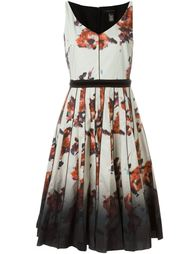 floral degradé print dress  Marc Jacobs