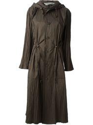 пальто на затяжке   Issey Miyake Vintage