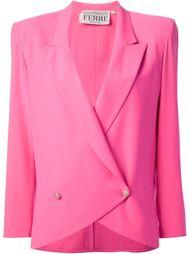пиджак на пуговицах Gianfranco Ferre Vintage