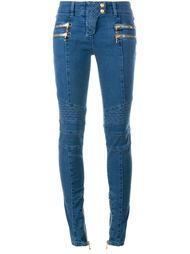 skinny biker jeans Balmain