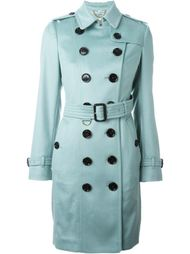 belted trench coat Burberry London