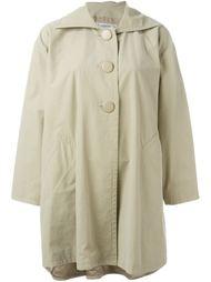 расклешенное пальто Yves Saint Laurent Vintage