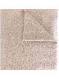 frayed edge scarf  Rick Owens
