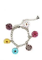Комплект браслет и серьги Diva