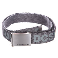 Ремень DC Chinook Belts Black Heather