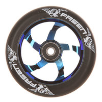 Колесо для самоката Fasen Raven Wheel Burnt Pipe/Black