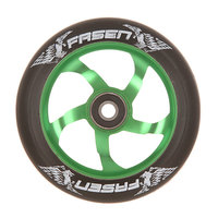 Колесо для самоката Fasen Raven Wheel Green/Black