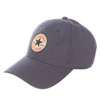 Бейсболка классическая Converse Con001 Navy