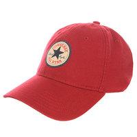 Бейсболка классическая Converse Con001 Days Ahead Red