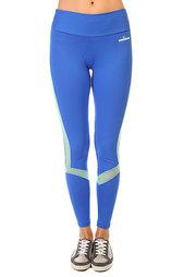 Леггинсы женские CajuBrasil New Zealand Legging Stripe Blue