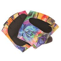 Перчатки женские CajuBrasil Luva Gloves Flora