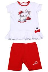 Комплект: платье, шорты Tandem