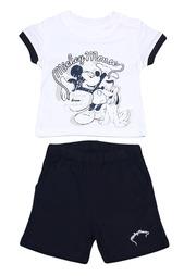 Комплект: футболка, шорты Tandem