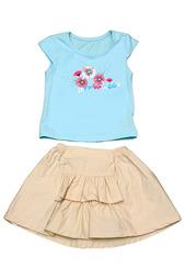 Комплект: юбка, футболка LP collection