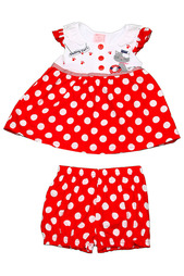 Комплект: платье, трусики Nannette