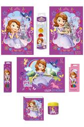 Канцелярский набор Disney софия прекрасная