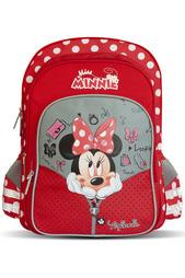 Рюкзак ортопедический мягкий Disney минни