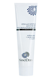 Крем для бритья сухой NANODERM