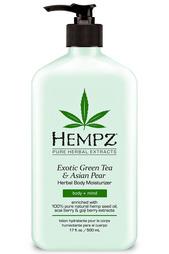 Молочко Зеленый чай и Груша HEMPZ