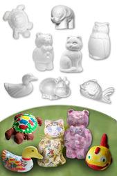 Фигурки для декорирования IDIGO