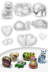 Фигурки для декорирования, 11 IDIGO