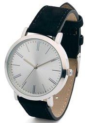 Часы на браслете из искусственной замши (золотисто-коричневый) Bonprix