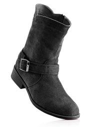 Ботинки (серо-коричневый) Bonprix