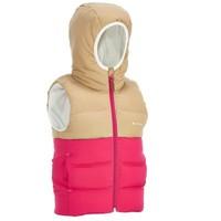 Жилет Forclaz 600 Для Малышей Розовый Quechua
