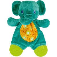 """Развивающая игрушка """"Самый мягкий друг"""" Слонёнок, с прорезывателями, Bright Starts"""