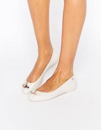 Туфли на плоской подошве Vivienne Westwood for Melissa Space Love