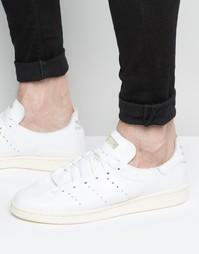 Белые кроссовки adidas Originals Stan Smith Deconstructed AQ4787
