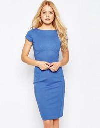 Платье-футляр Closet - Синий