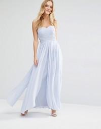 Платье Y.A.S Molly - Арктический лед