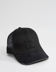 Бейсболка Diesel Industries - Черный