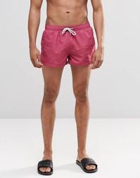 Короткие розовые шорты Swells - Розовый