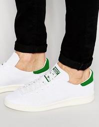 Кроссовки adidas Originals Stan Smith Primeknit S75146 - Белый