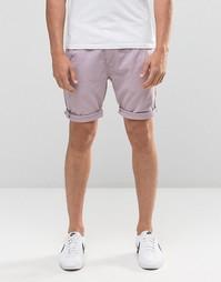 Фиолетовые шорты Bellfield - Фиолетовый