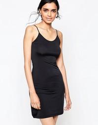 Платье-сорочка Ganni Monmartre - Черный