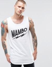 Майка Mambo Bolt - Белый
