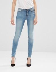 Суперузкие джинсы Vero Moda Seven - Blue 32 length