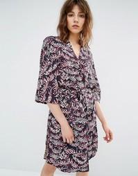 Платье-пиджак Samsoe & Samsoe Alrik - Мульти Samsøe &; Samsøe