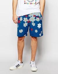 Шорты adidas Originals X Pharrell Daisy AO2993 - Синий