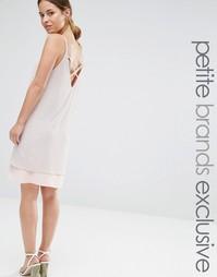 Платье-комбинация Alter Petite - Телесный