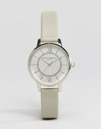 Часы с серым ремешком Olivia Burton Wonderland OB15WD54 - Серый