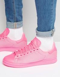 Розовые кроссовки adidas Originals Stan Smith BB4997 - Розовый