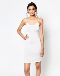 Платье-сорочка Ganni Monmartre - Ванильное мороженое