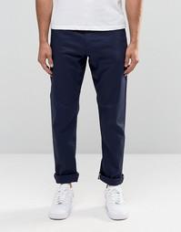 Темно-синие чиносы Nike SB FTM 707861-451 - Темно-синий